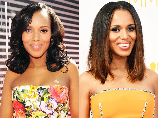 Kerry Washington Emmys hair