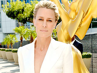 Robin Wright Wears One of the Sexiest Jumpsuits Ever