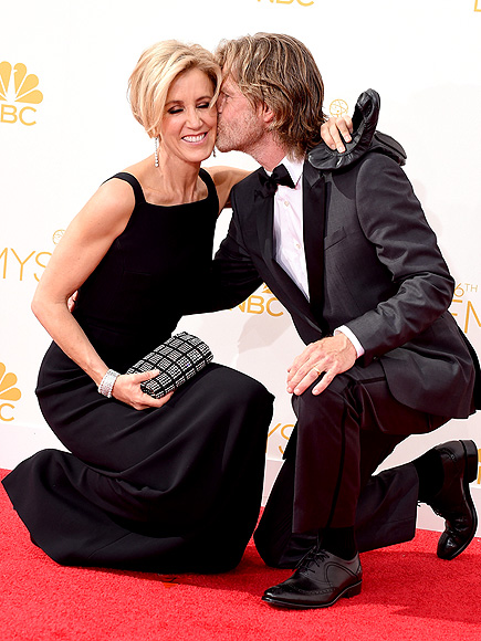 FELICITY HUFFMAN & WILLIAM H. MACY photo | Felicity Huffman, William H. Macy