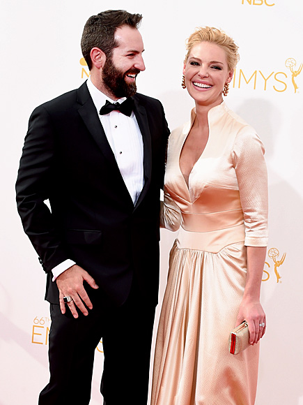 KATHERINE HEIGL & JOSH KELLEY photo | Katherine Heigl