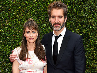 Amanda Peet Welcomes a Son