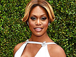 Laverne Cox Feels 'So Much Love' in Making Emmy History