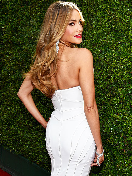 sofia vergara 435 Whats the Deal with Gwen Stefanis Colbert Report Emmy Flub?