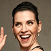 Winners Circle: Inside the Emmys Photo Booth | Julianna Margulies