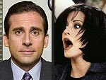 Steve Carrell, Courtney Cox