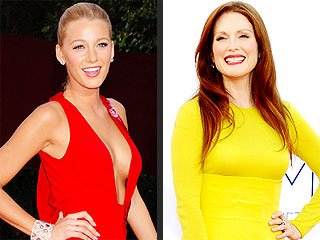 Flashback: Memorable Emmys Style Moments | Julianne Moore