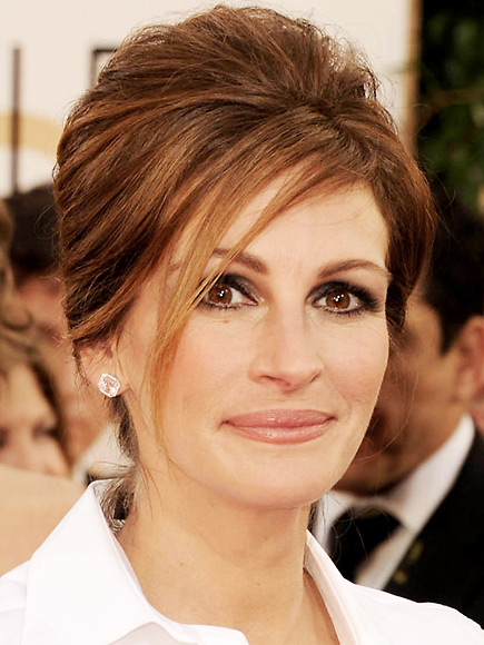 BEST UPDO photo | Julia Roberts