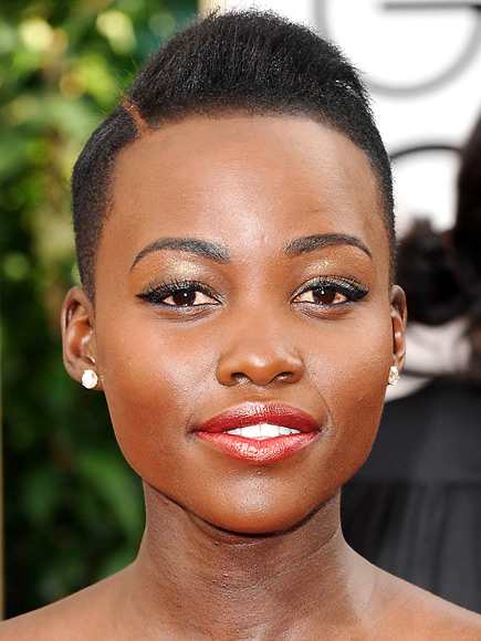 BEST EYE LINER photo | Lupita Nyong'o
