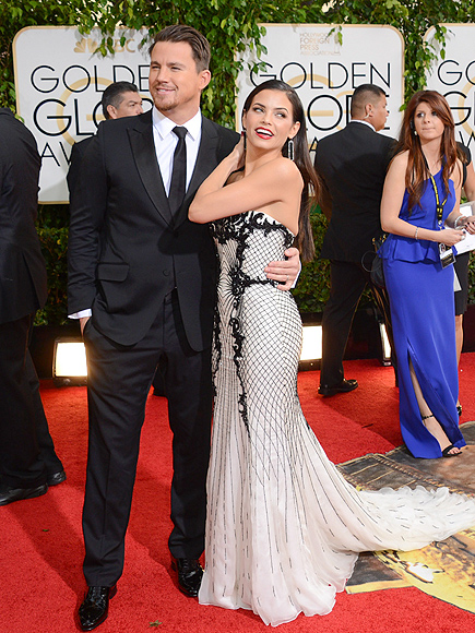CHANNING & JENNA photo | Channing Tatum