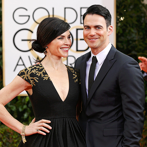 JULIANNA & KEITH photo | Julianna Margulies