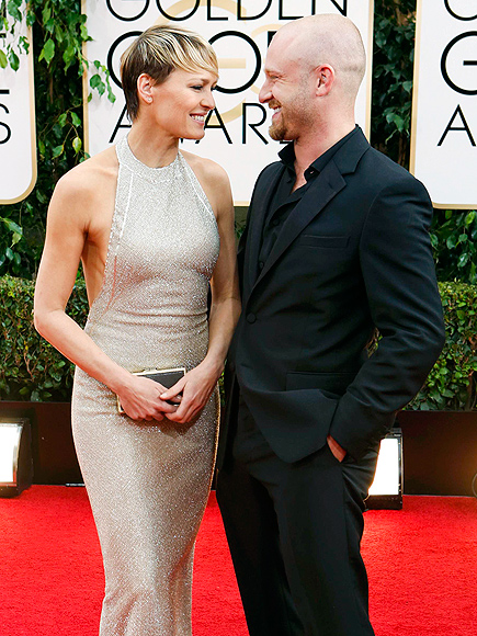 ROBIN & BEN photo | Robin Wright
