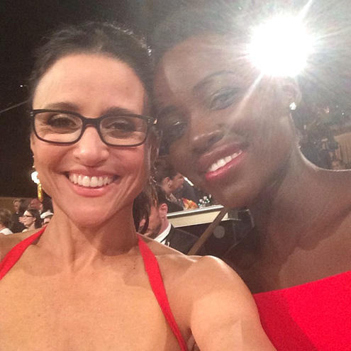 SELFIE AWARENESS photo | Julia Louis-Dreyfus