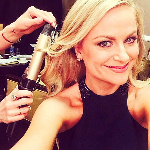 HAIR SHE IS photo | Amy Poehler, Stella McCartney