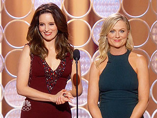 Matt Damon's 'Basically a Garbage Person' & More from Tina & Amy at the Globes