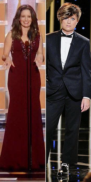 Amy Poehler Tina Fey Golden Globes