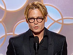 Did Johnny Depp Use Sun-In Before the Golden Globes? | Golden Globe Awards 2014, Golden Globes, Johnny Depp