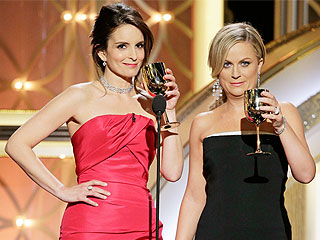 Review: Tina Fey and Amy Poehler Are the Golden Girls of the Golden Globes | Golden Globe Awards 2014, Golden Globes, Amy Poehler, Tina Fey