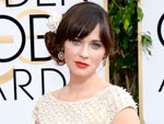 Golden Globes Red Carpet: The Style Moments You Have to See | Zooey Deschanel