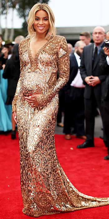 Ciara Grammys 2014