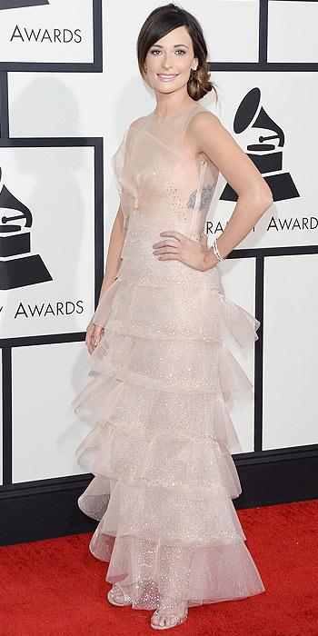 Kacey Musgraves Grammys 2014