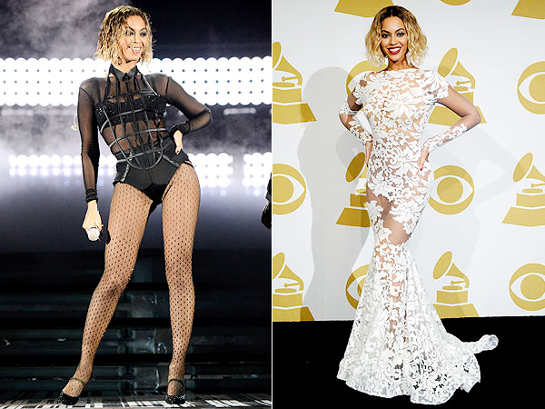 Beyonce Grammy Awards