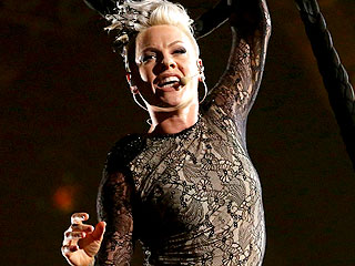 Pink Has Big Plans for Oscar Night