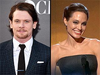 Unbroken Actor Toasts 'Her Ladyship' Angelina Jolie