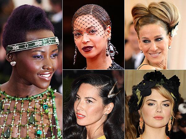 Lupita Nyong'o, Beyonce, Sarah Jessica Parker Met Gala looks