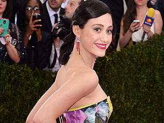 Met Gala 2014: Our Favorite Gowns of the Night! | StyleWatch, Emmy Rossum