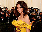 Met Gala Style Missteps: We'll Be Talking About These Gowns for a While   Katie Holmes