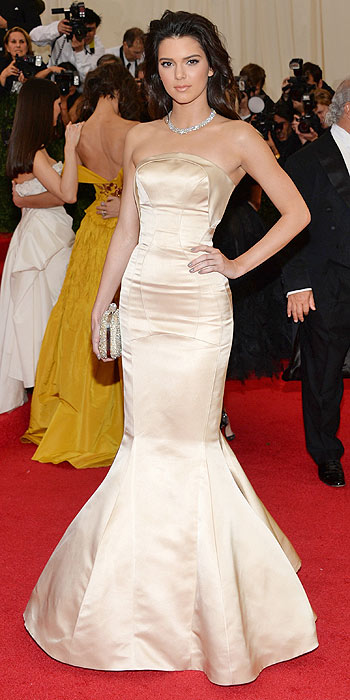 KEndall Jenner Met Gala  2014