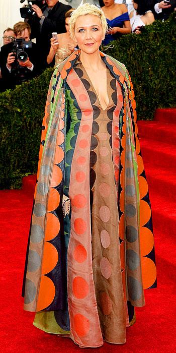 Maggie Gyllenhaal Met Gala  2014