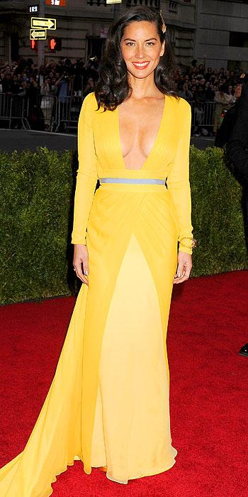 Olivia Munn Met Gala 2014