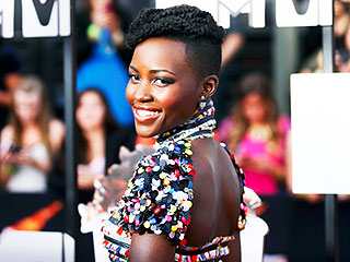 See the Wildest Styles from the MTV Movie Awards | Lupita Nyong'o