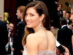 Watch Jessica Biel's Oscars Look Come to Life in Under 30 Seconds