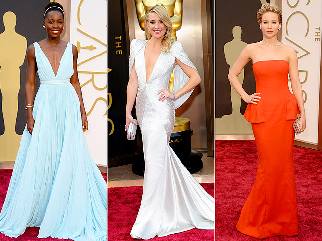 PICK YOUR TOP 5! photo | Jennifer Lawrence, Kate Hudson, Lupita Nyong'o