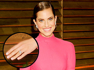 See Allison Williams's Gorgeous Engagement Ring | Allison Williams