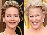 Hair Trend: Jennifer, Portia and Bette Sport Short, Swept-Back Tresses