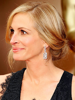 Julia Roberts Oscars hair