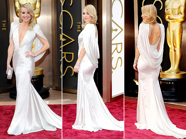 Kate Hudson's Oscars dress