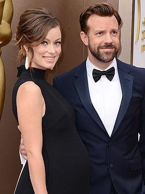 Oscars 2014 Olivia Wilde Pregnant
