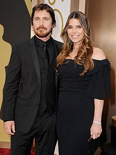 Christian Bale Sibi Blazic Pregnant Expecting Second Child