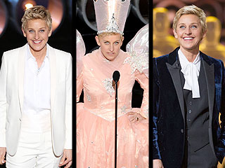 Pizza, Tears & How Ellen Did: Relive the Oscars in 2 Minutes | Oscars 2014, Ellen DeGeneres