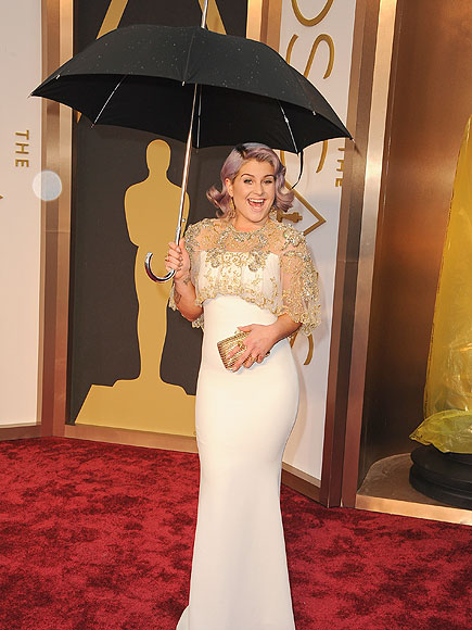 Oscars 2014: The Year of The Umbrella