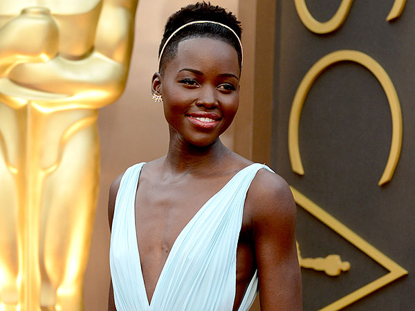 Lupita Nyong'o 'Hasn't Even Slept' Since Her Oscar Win
