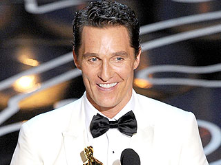 Matthew McConaughey: I Want to Make My Family Proud | Oscars 2014, Matthew McConaughey