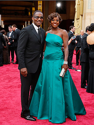 Viola Davis: I Have Date Night with My Husband in the Jacuzzi