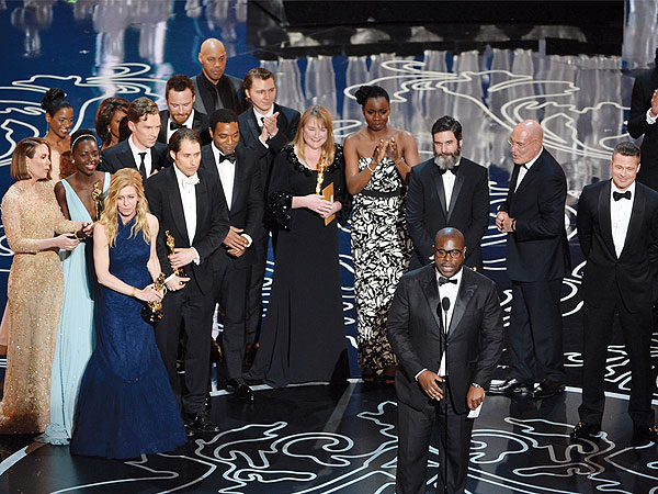 The 7 Essential Oscar Moments | Oscars 2014, 12 Years a Slave