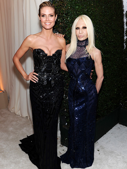 TOO HAUTE TO HANDLE photo | Heidi Klum