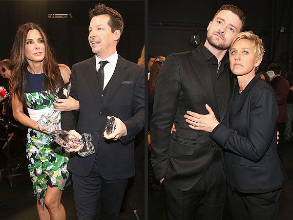 People's Choice Awards: Top 5 Moments